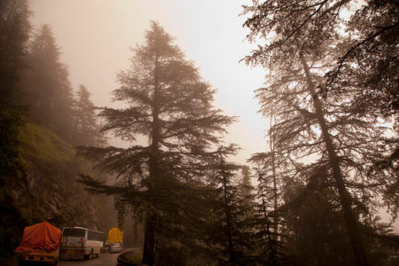 10 most amazing hill destinations for road trip in India