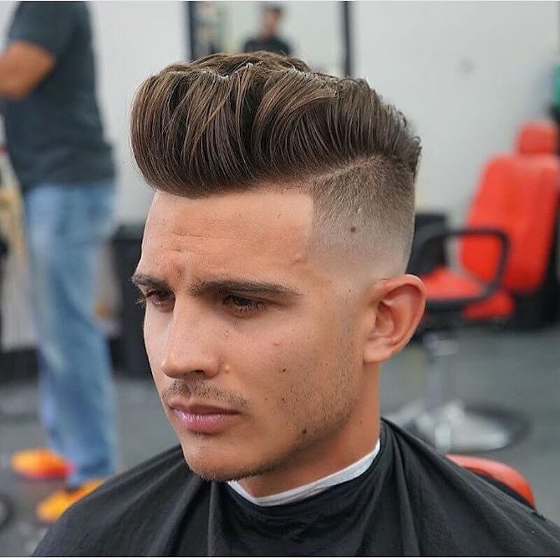 Pompadours Hairstyle_mardistas
