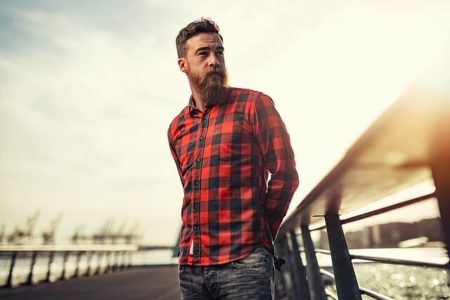 What you know about lumbersexual men?