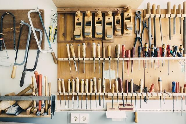 15 Tools Every Man Should Have In His Garage