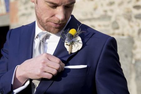 Guidelines for Choosing the Bridegroom's Tuxedo or Suit & Men's Wedding Bands