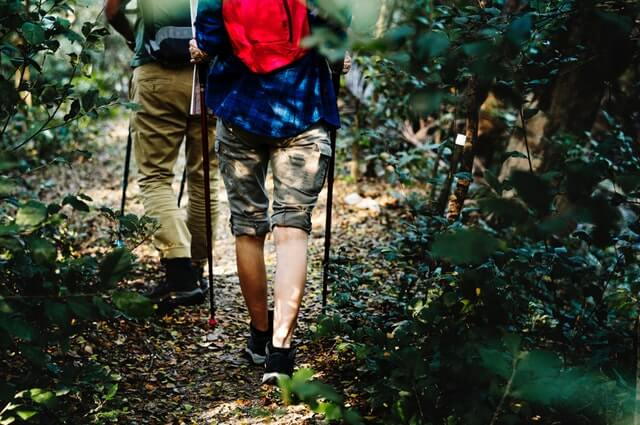 How to Hike Safely During the Rainy Season