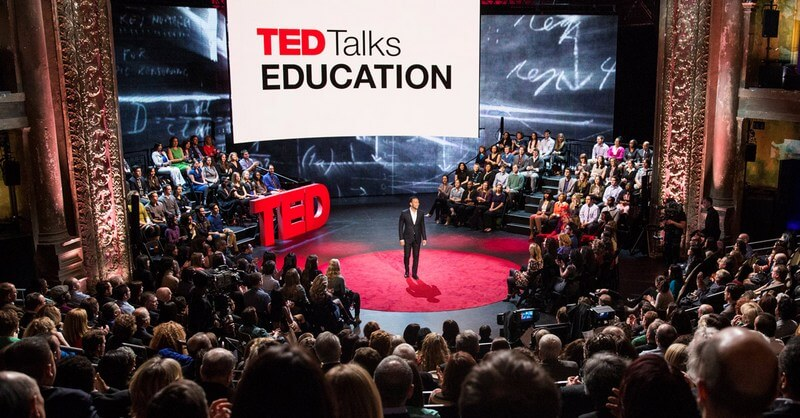 5 TED Talks for aspiring entrepreneurs