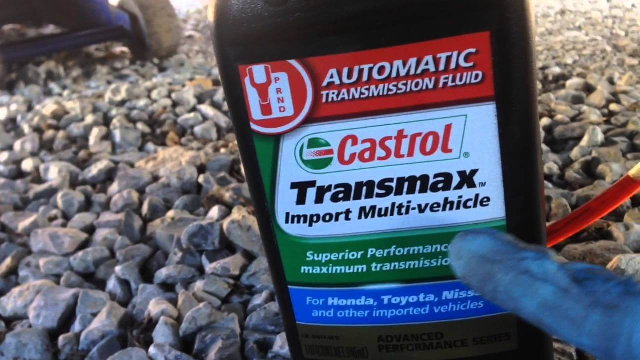 Automatic-Transmission Fluid