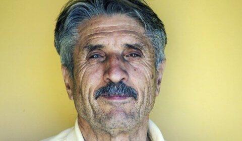 elderly man with mustache pixabay