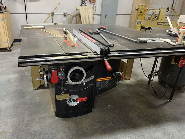10 Important Steps to Remove Rust From Table Saw