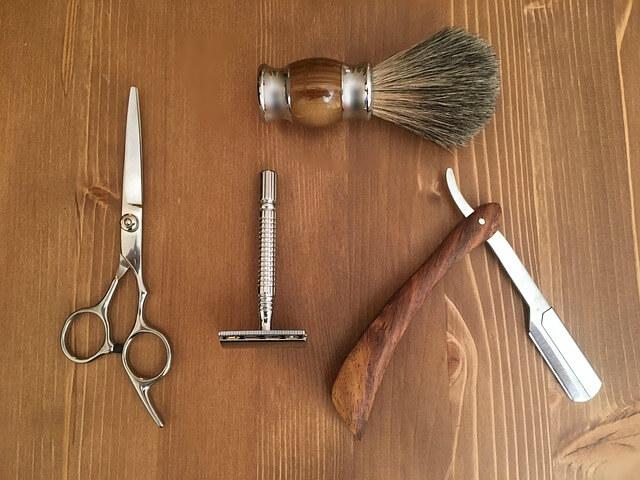 shaving tools pixabay