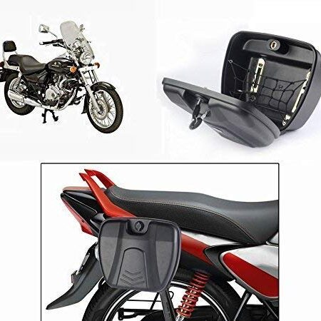 10 Best motorcycle Side Boxes in India